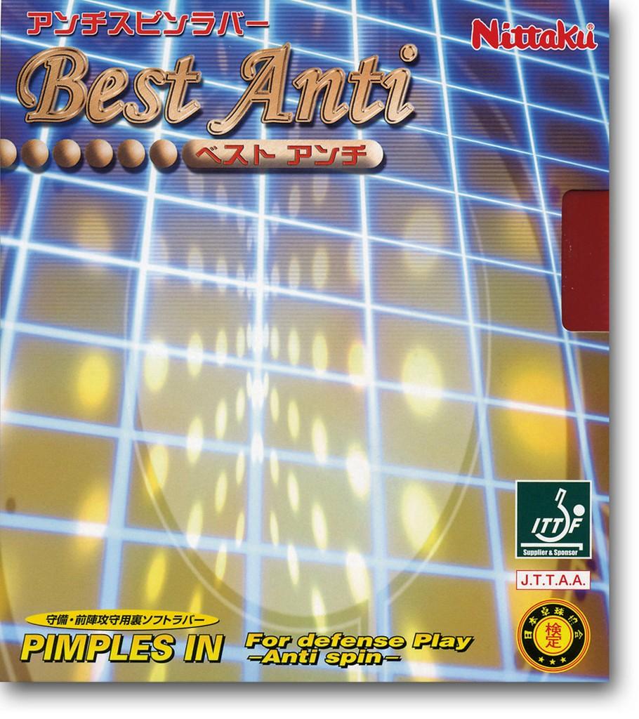 Potah Nittaku Best Anti - červená -
