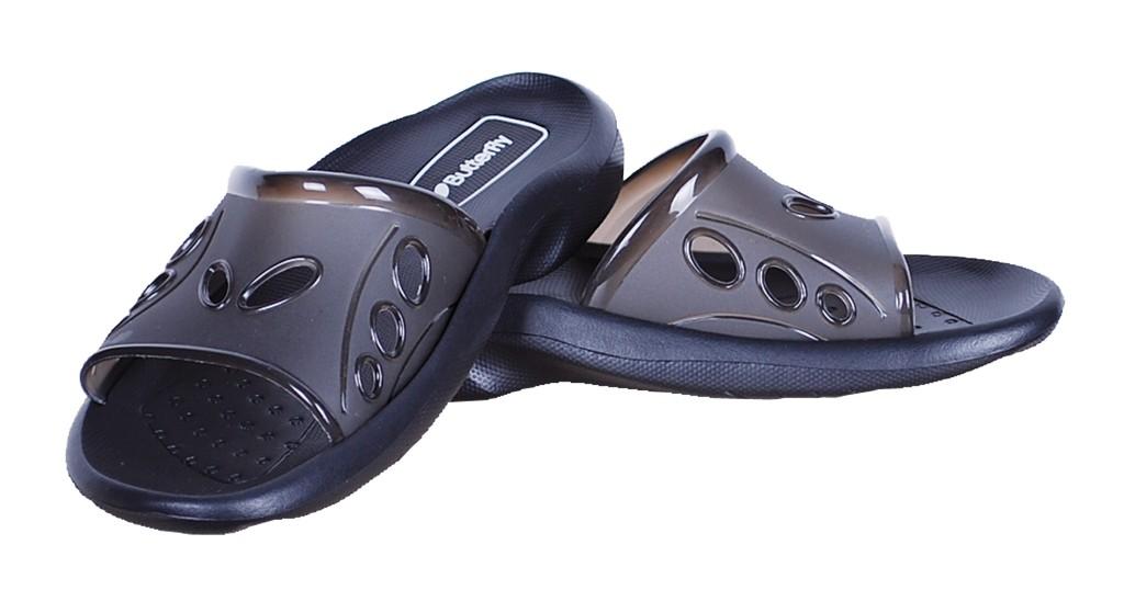 Boty BUTTERFLY Pantofle - černá -S (36-38)