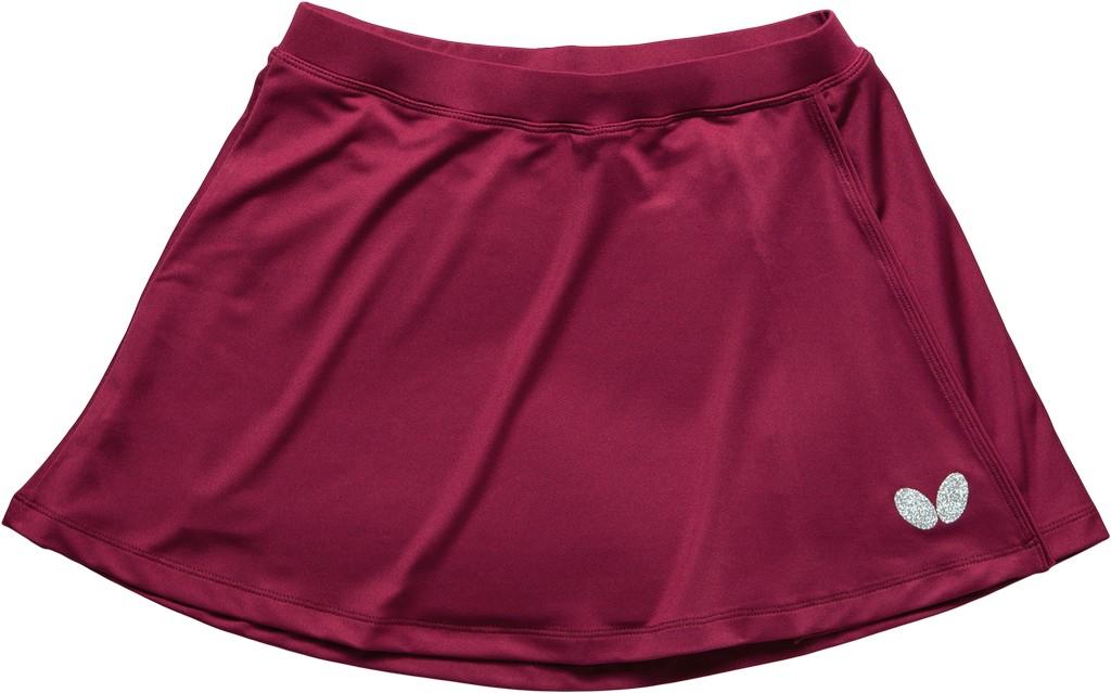 Sukně BUTTERFLY Chiara fialová - fialová -XL
