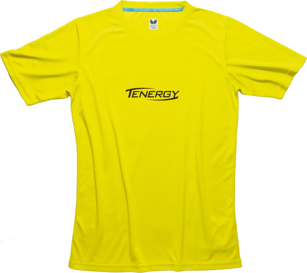 Tričko BUTTERFLY Tenergy zelené - zelená -S