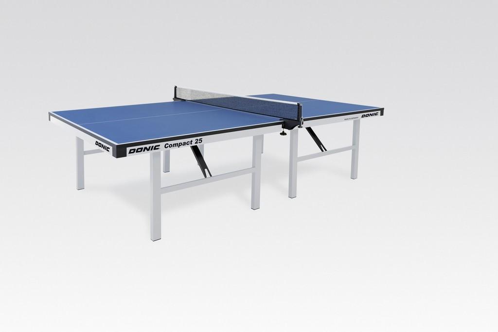 Stůl DONIC Compact 25 - zelená -