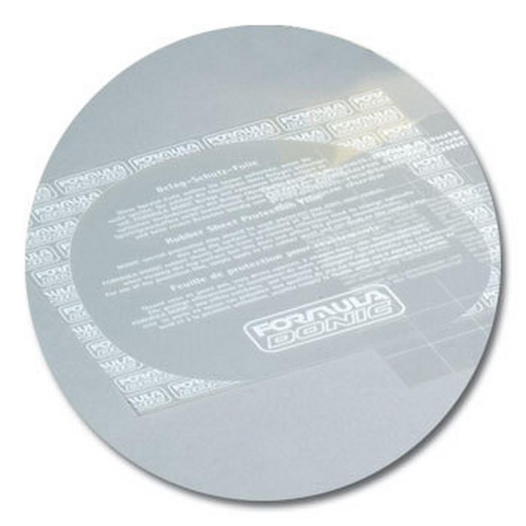 Folie DONIC Formula Special Protection Foil 2ks - -