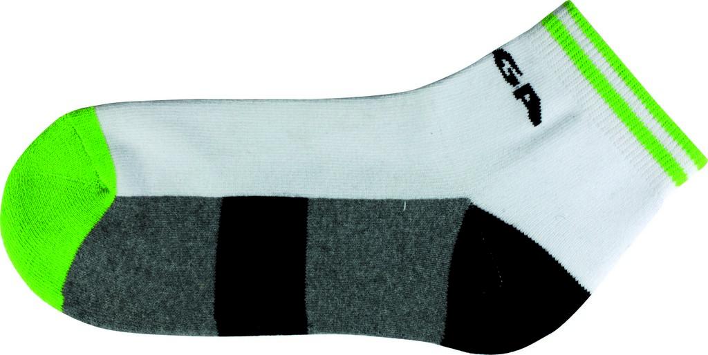 Ponožky STIGA Line kotníkové zelené - -