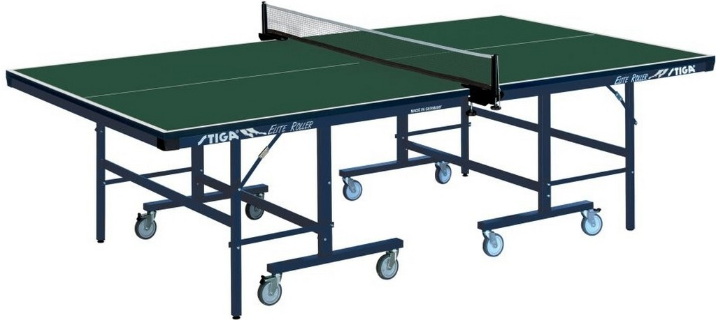 Stůl STIGA Elite Roller CSS $ - zelená -