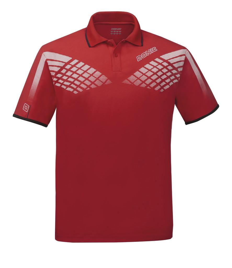 Polokošile DONIC Hyper červená - červená -XXXXXL