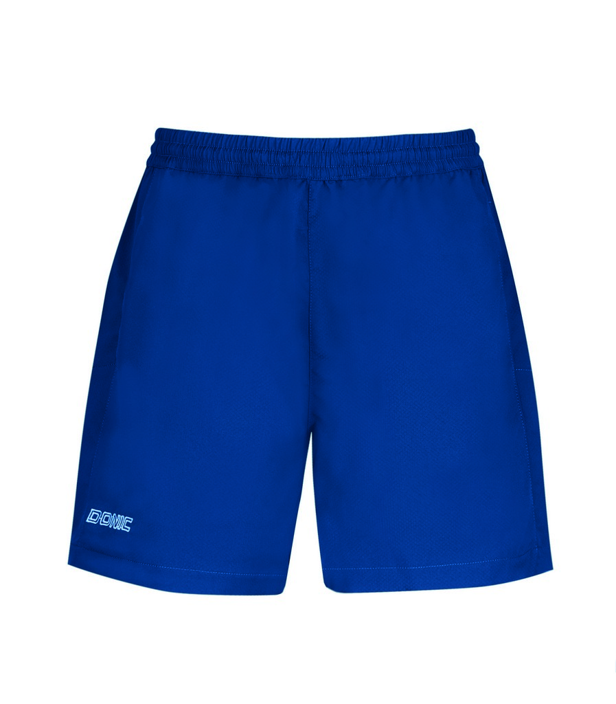 Šortky DONIC Pulse tmavě modré - tmavě modrá -L