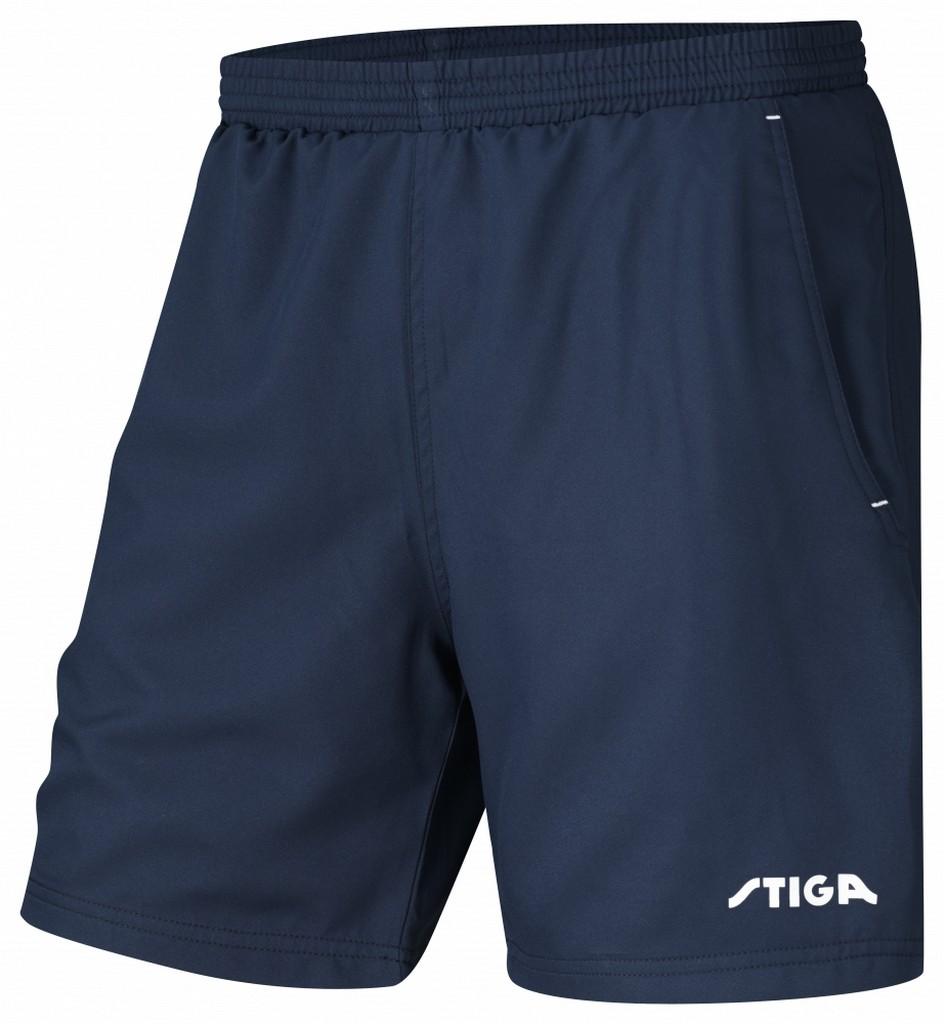 Šortky STIGA Triumph tmavě modré - tmavě modrá -XS