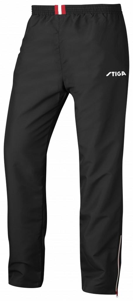 Kalhoty k soupravě STIGA Empire- černá s červenýá - černá s červeným -M