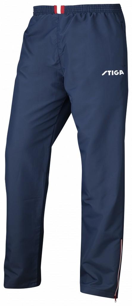 Kalhoty k soupravě STIGA Empire- modrá s červenýá - modrá s červeným -S