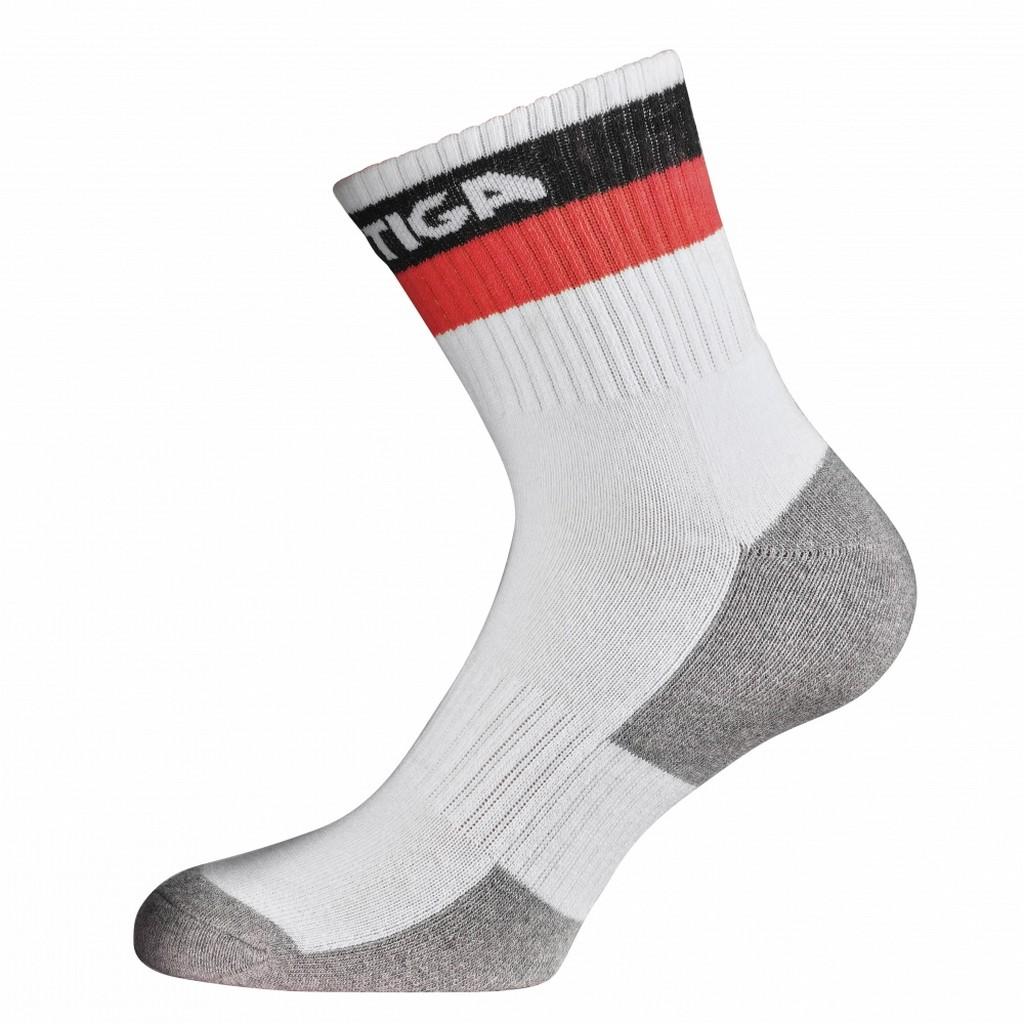 Ponožky STIGA Prime semi zelené - modrá -41-46