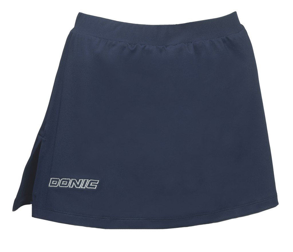 Sukně DONIC Clip new tmavě modrá - tmavě modrá -XS