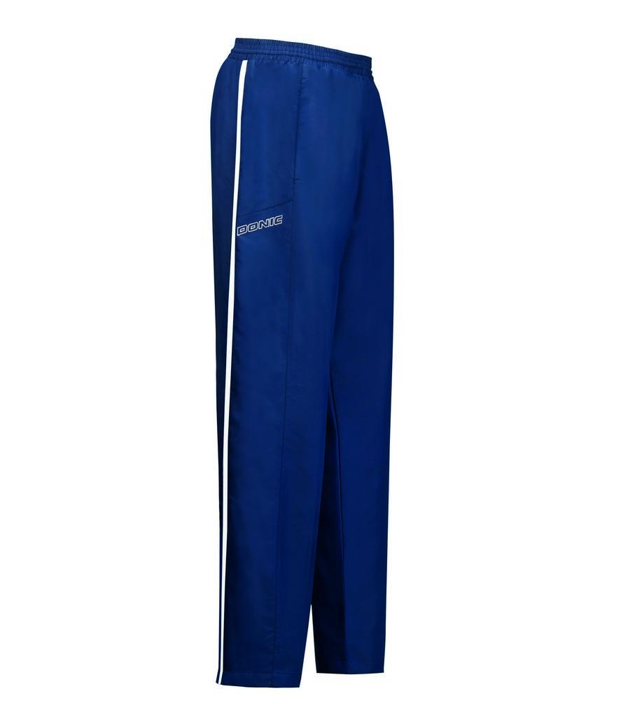 Kalhoty k soupravě DONIC Laser- tmavě modrá - tmavě modrá -S