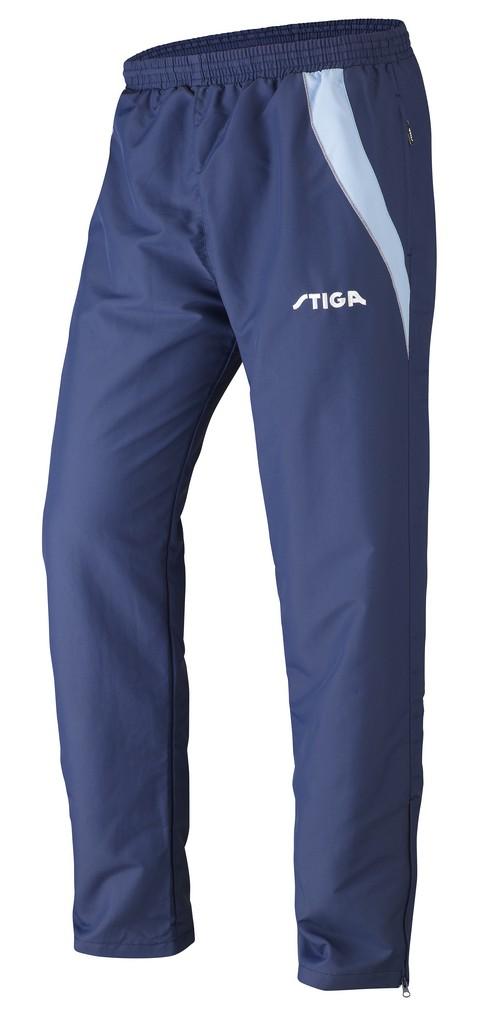 Kalhoty k soupravě STIGA Brava- modrá - modrá -XXS