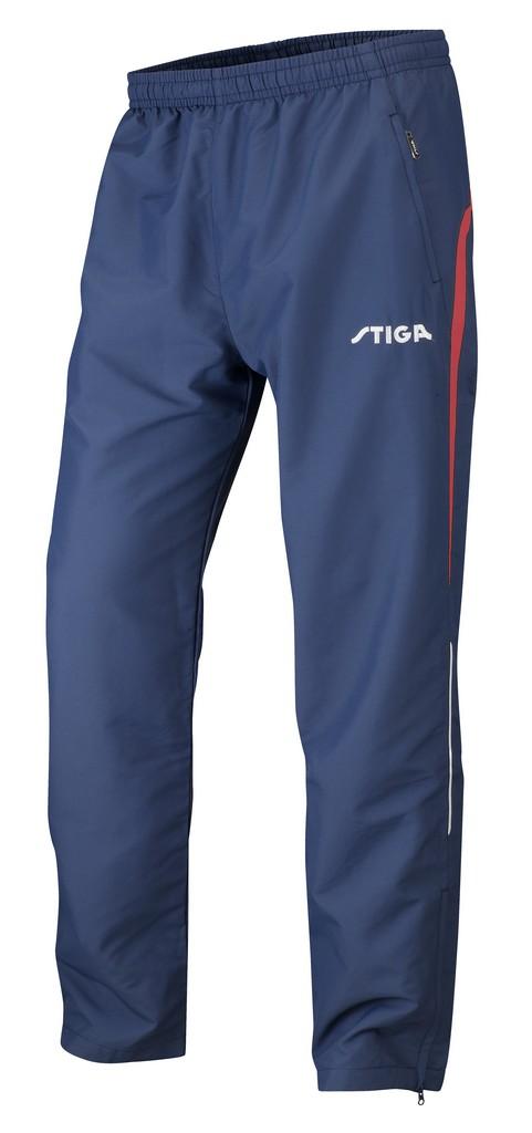 Kalhoty k soupravě STIGA Elegance- tmavě modrá s červenýá - tmavě modrá s červeným -S