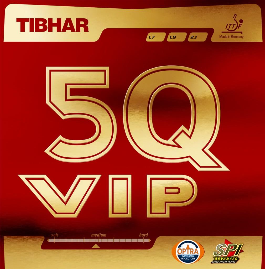 Potah Tibhar 5Q VIP - červená -
