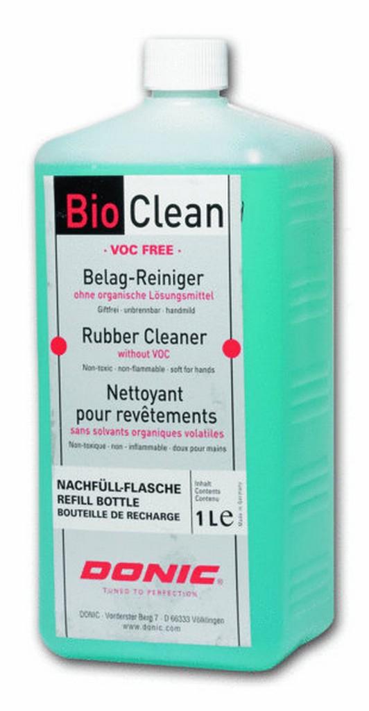 Čistič DONIC Bioclean - -1000 ml
