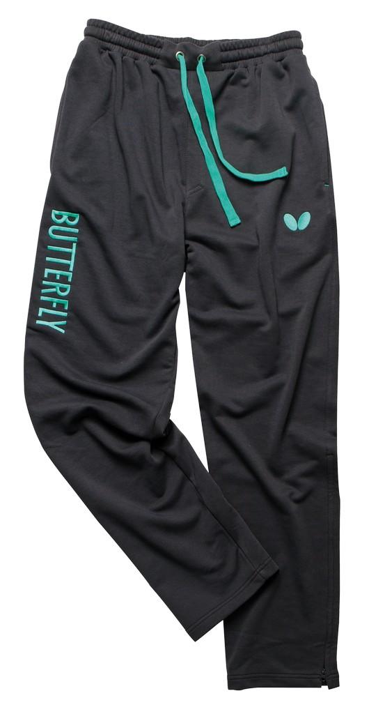 Kalhoty k soupravě BUTTERFLY Cozy- antracitová - antracitová -M
