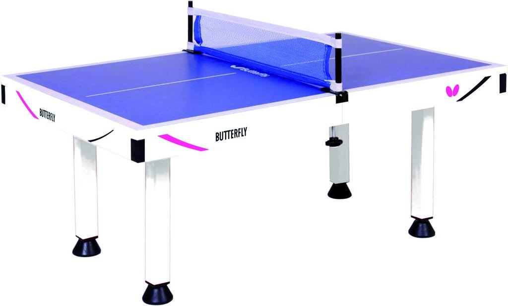 Stůl BUTTERFLY Mini stůl Drive - modrá -