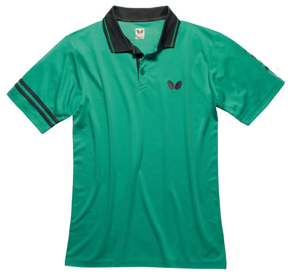 Polokošile BUTTERFLY Cozy zelená - zelená -XXXXL