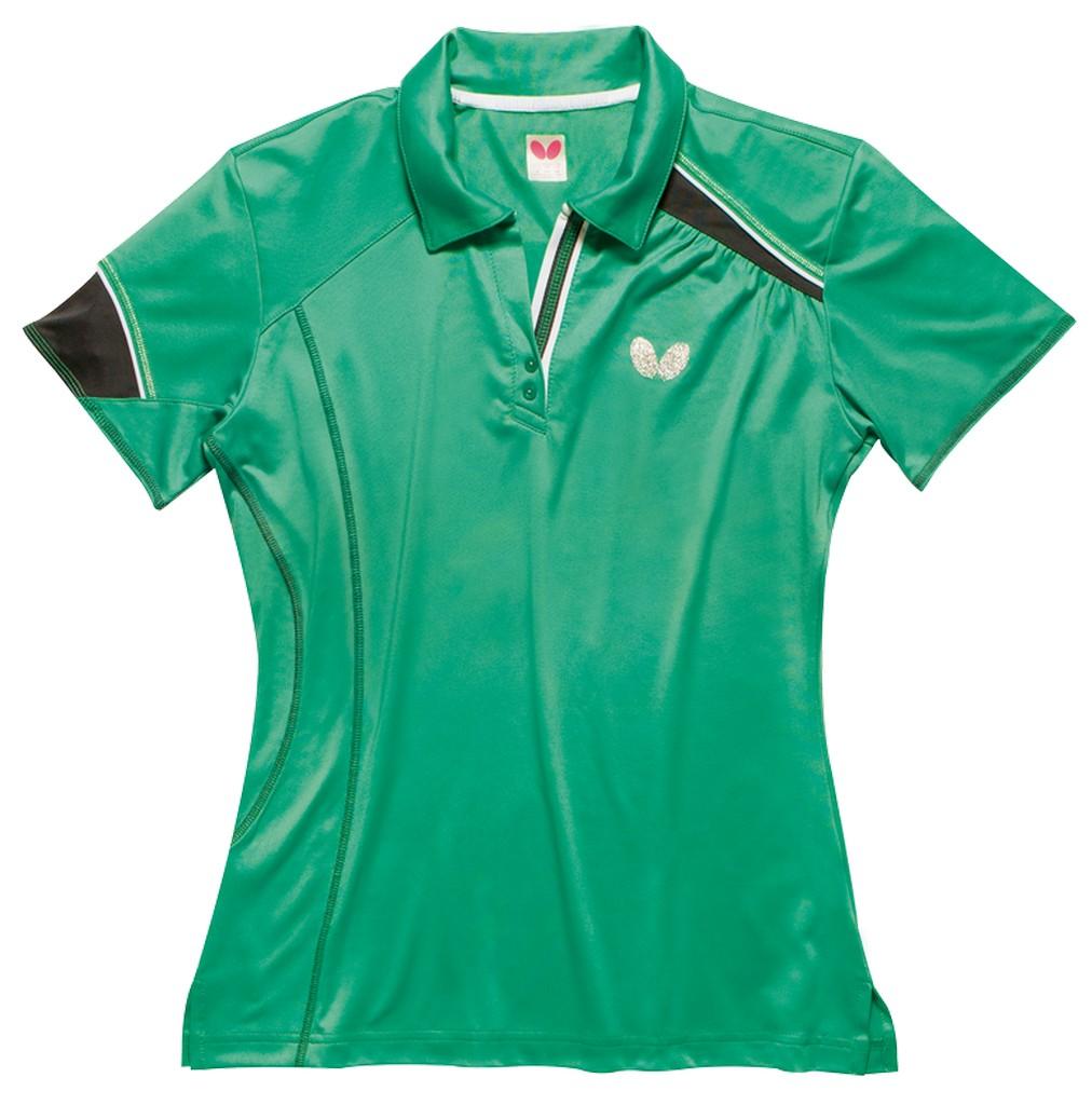 Polokošile BUTTERFLY Mira Lady zelená - zelená -XS