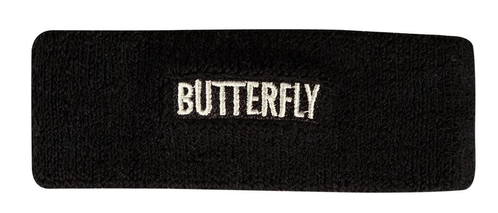 Čelenka BUTTERFLY New Logo čelenka černo/šedá - černo/šedá -