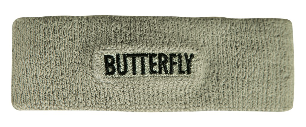 Čelenka BUTTERFLY New Logo čelenka šedá - šedá -