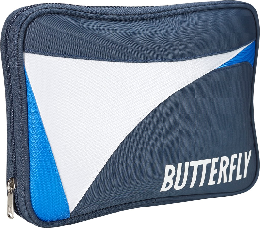 Pouzdro BUTTERFLY Baggu Case na 1 pálku - tmavě modrá -32 x 24 x 4 cm