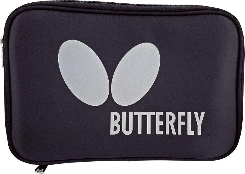 Pouzdro BUTTERFLY Logo Case na 2 pálky - černá -