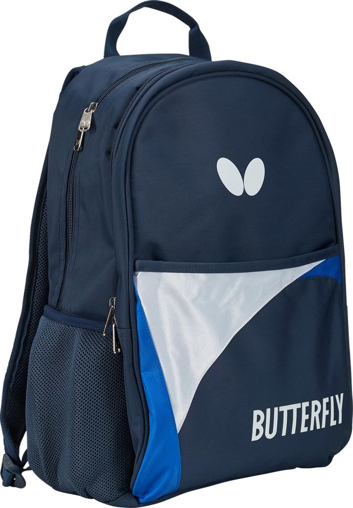 Batoh BUTTERFLY Baggu batoh - tmavě modrá -40 x 28 x 12 cm