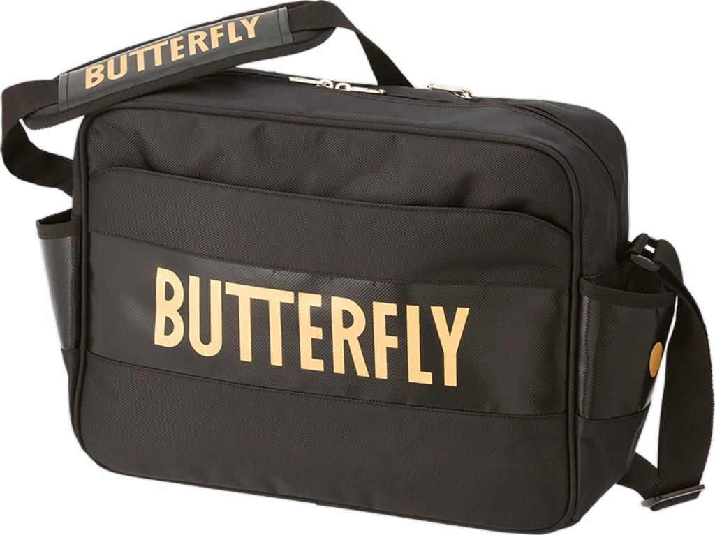 Taška BUTTERFLY Stanfly přes rameno - černá -48 x 19 x 19 cm