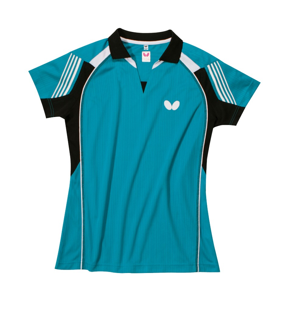 Polokošile BUTTERFLY Nash Lady modrá - modrá -XL