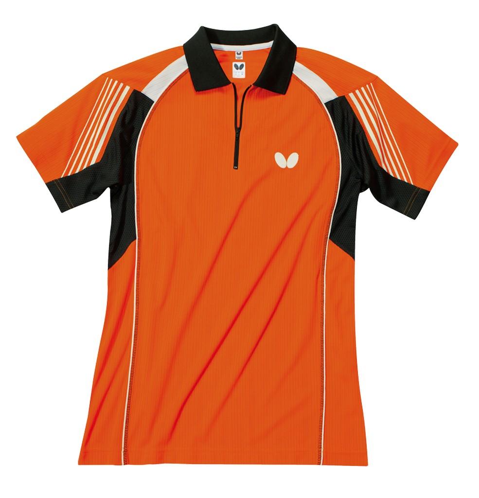 Polokošile BUTTERFLY Nash oranžová - oranžová -XXL