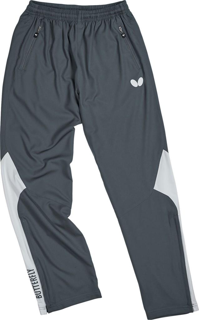 Kalhoty k soupravě BUTTERFLY Yasu- šedá - šedá -XXXL