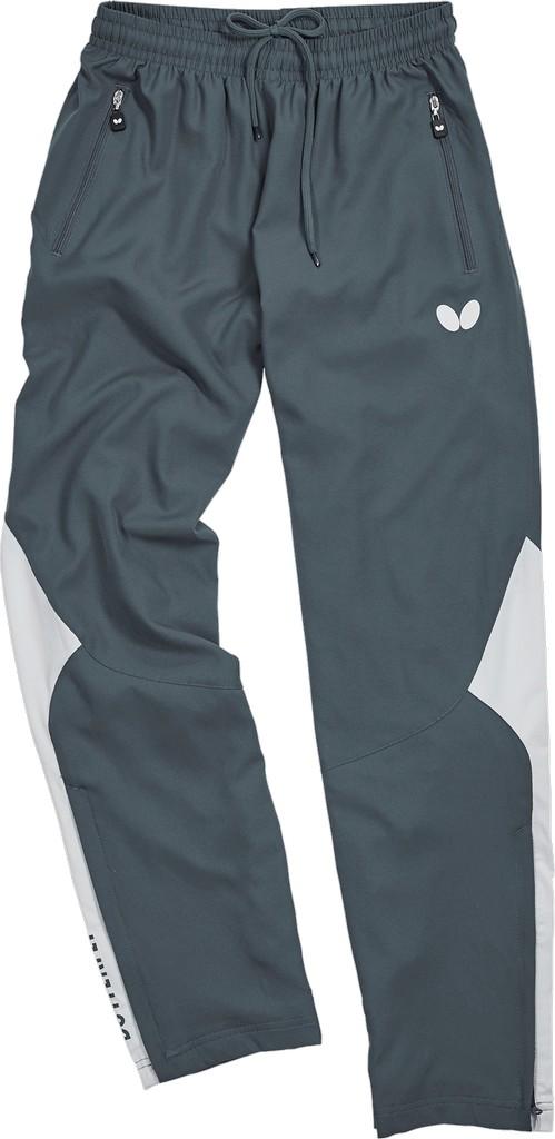 Kalhoty k soupravě BUTTERFLY Yasu Lady- šedá - šedá -XS