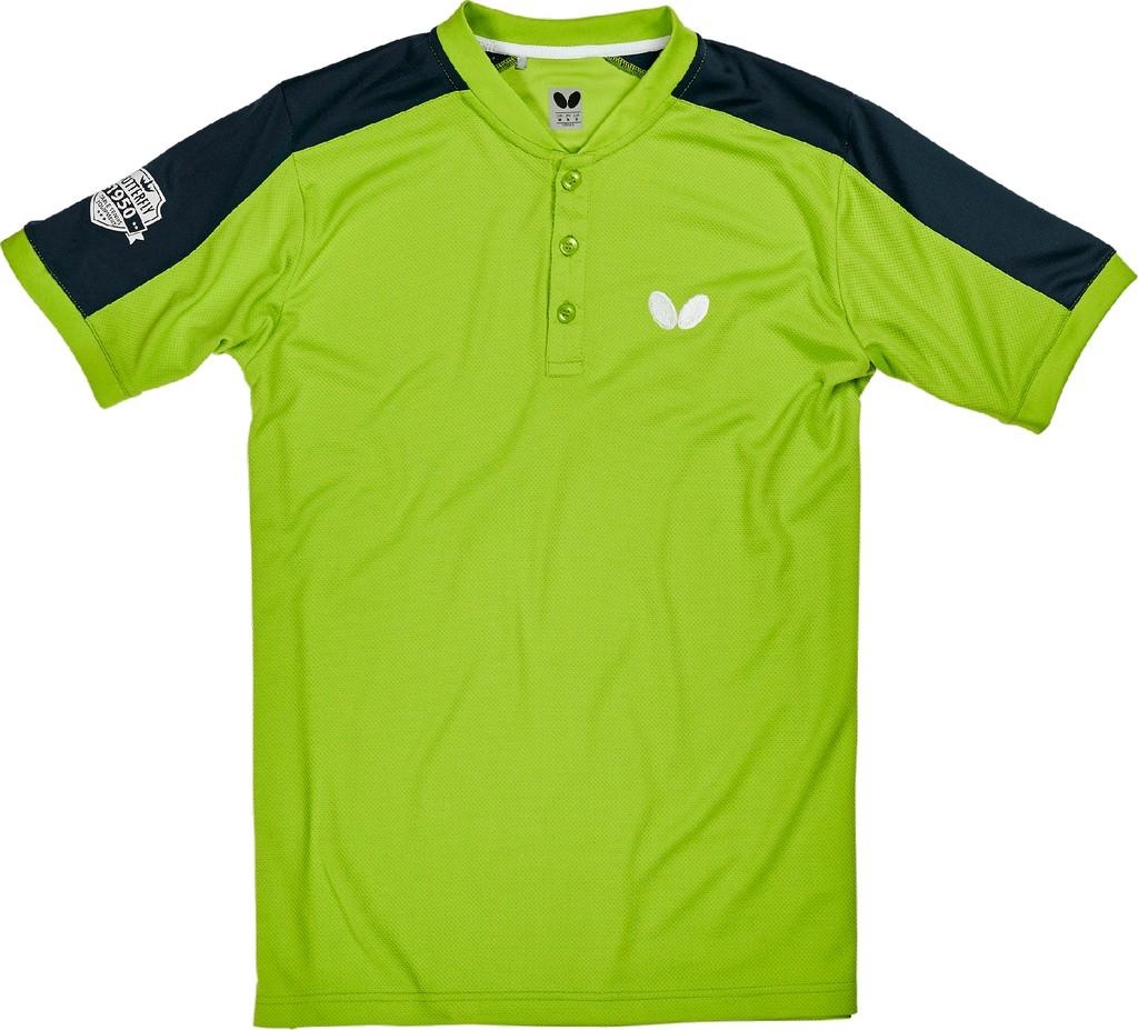 Polokošile BUTTERFLY Takeo zelená - zelená -XXL