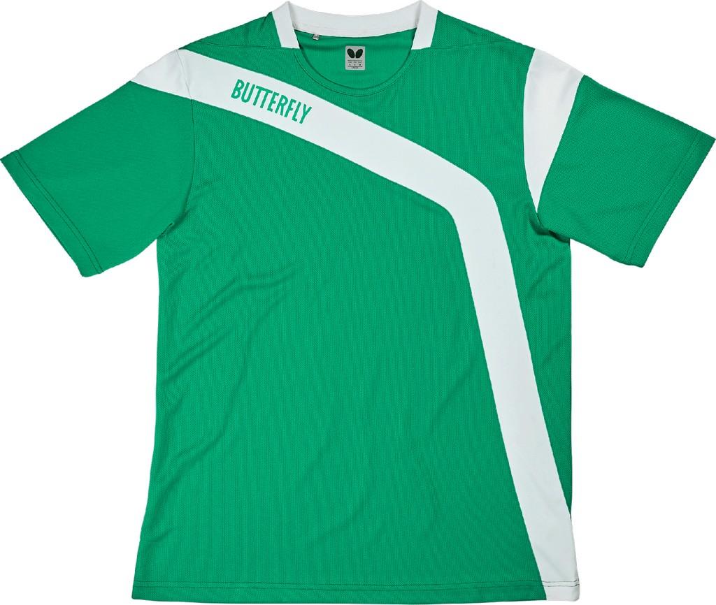 Polokošile BUTTERFLY Yasu zelená - zelená -128