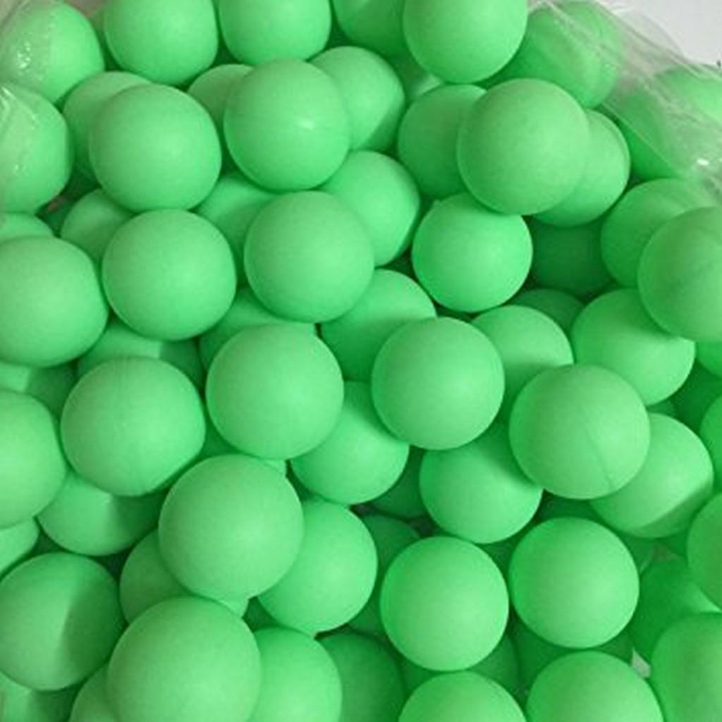 Míček DHS Bez potisku (1 ks) - zelená -