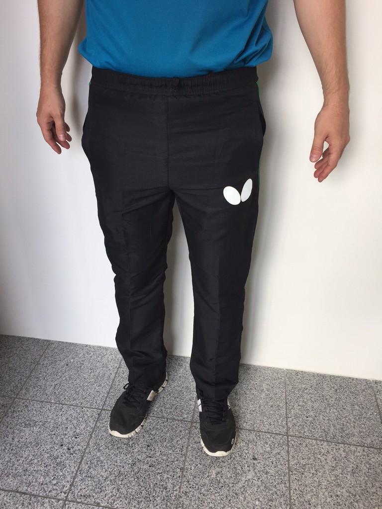Souprava BUTTERFLY Germany3 (kalhoty) černá - černá -L