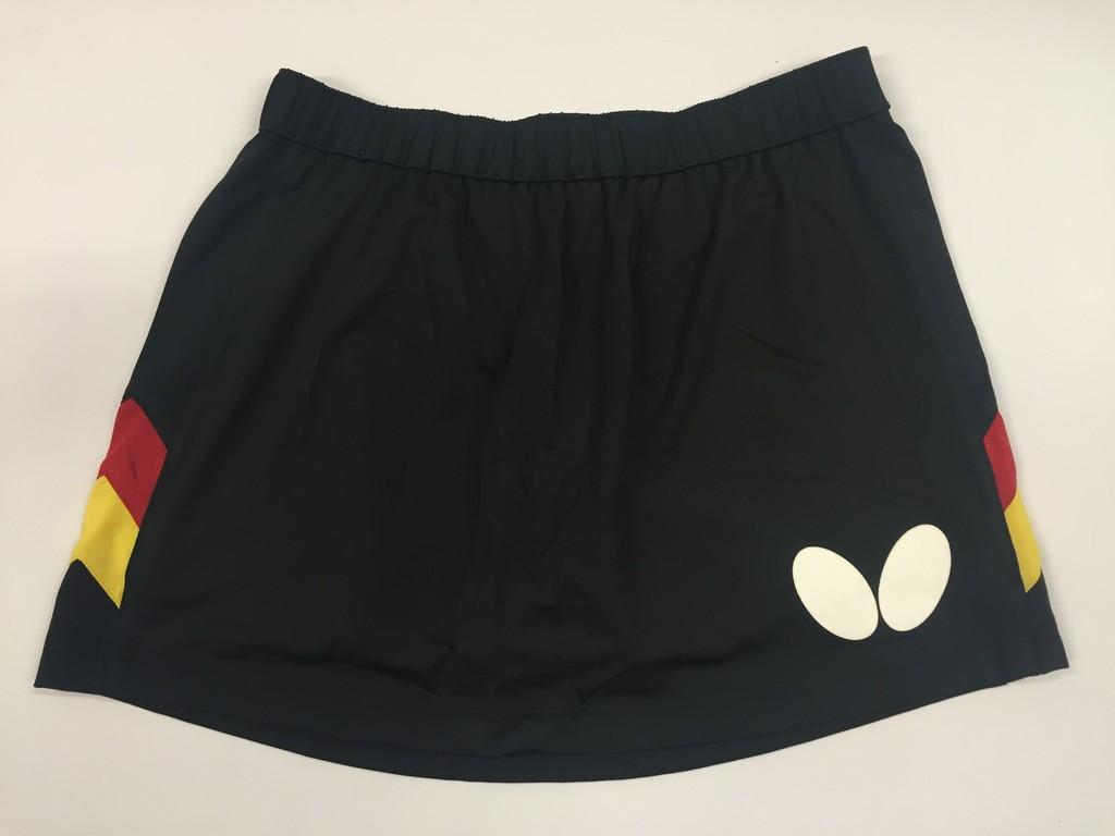 Sukně BUTTERFLY Germany3 sukně černá - černá -XS