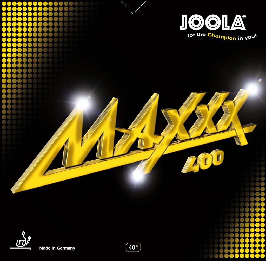Potah JOOLA Maxxx 400 - červená -