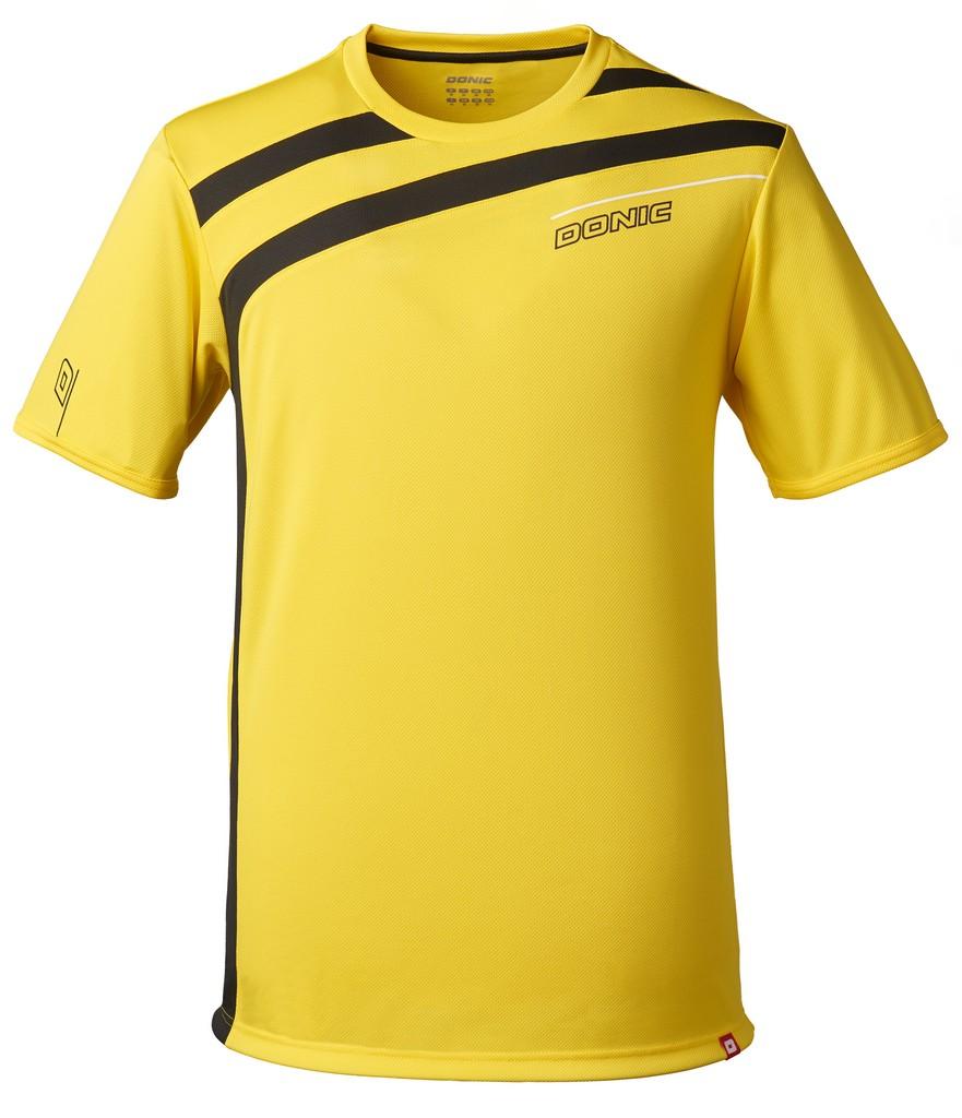Tričko Donic Accuri žluté - žlutá -152