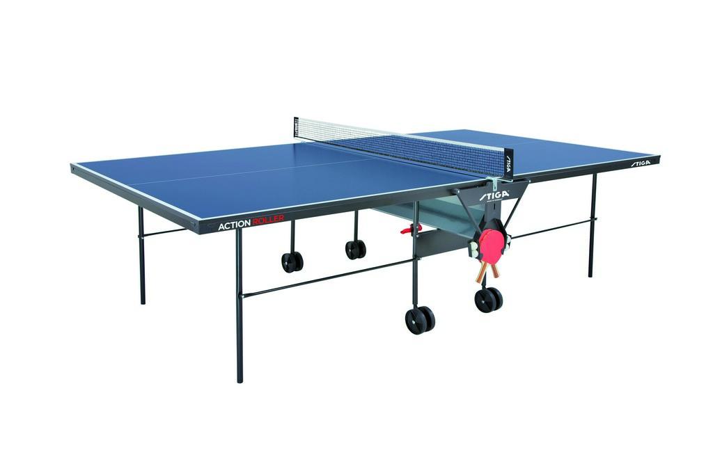 Stůl STIGA Action Roller - modrá -