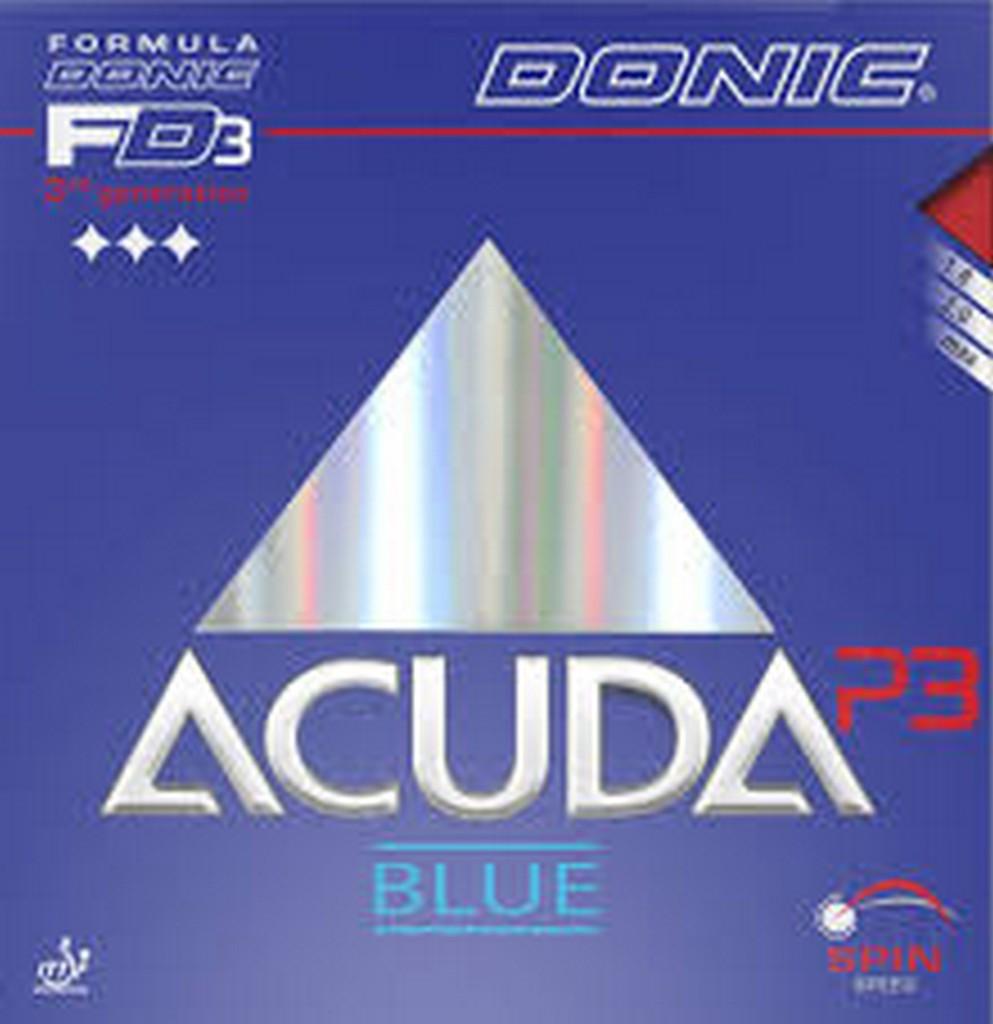 Potah DONIC Acuda Blue P3 - červená -