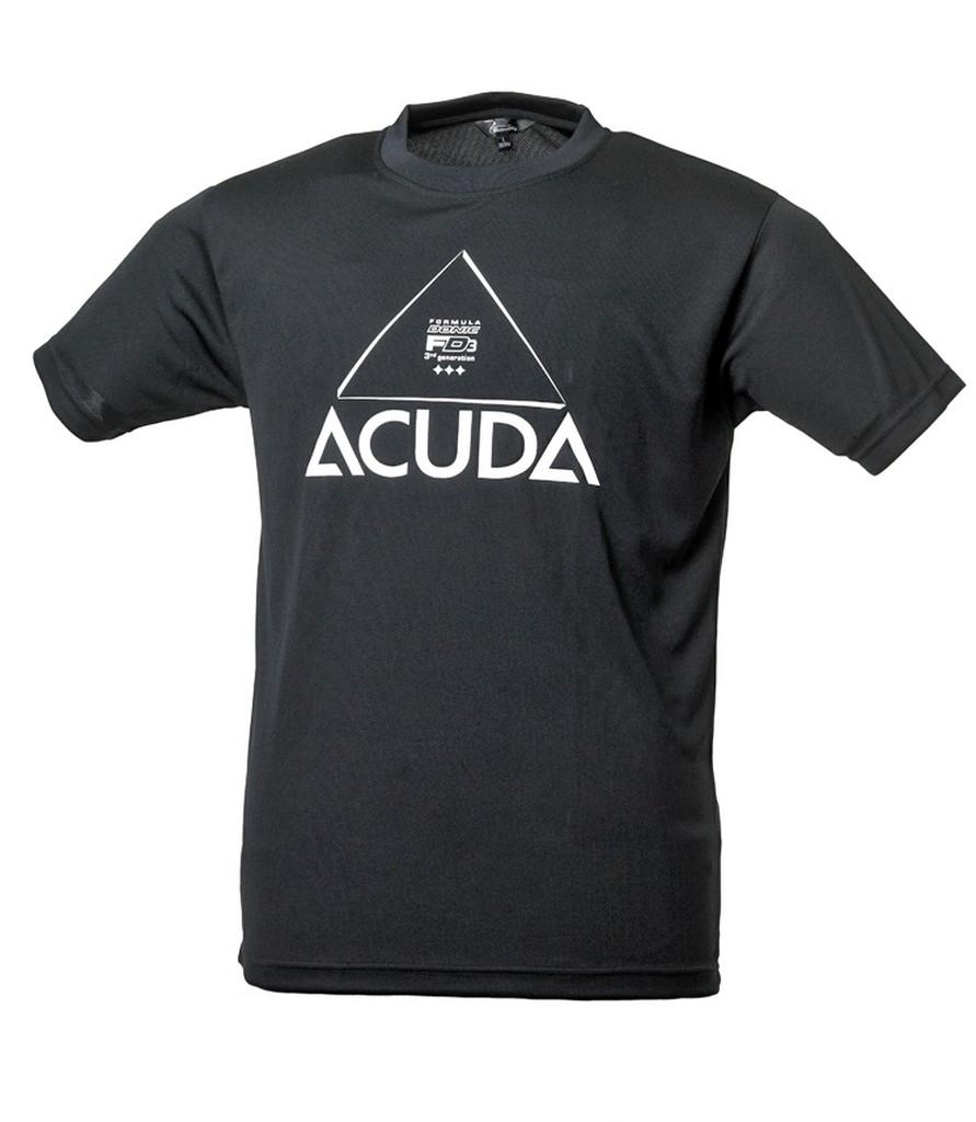 Tričko DONIC Promo Acuda černé - černá -XL