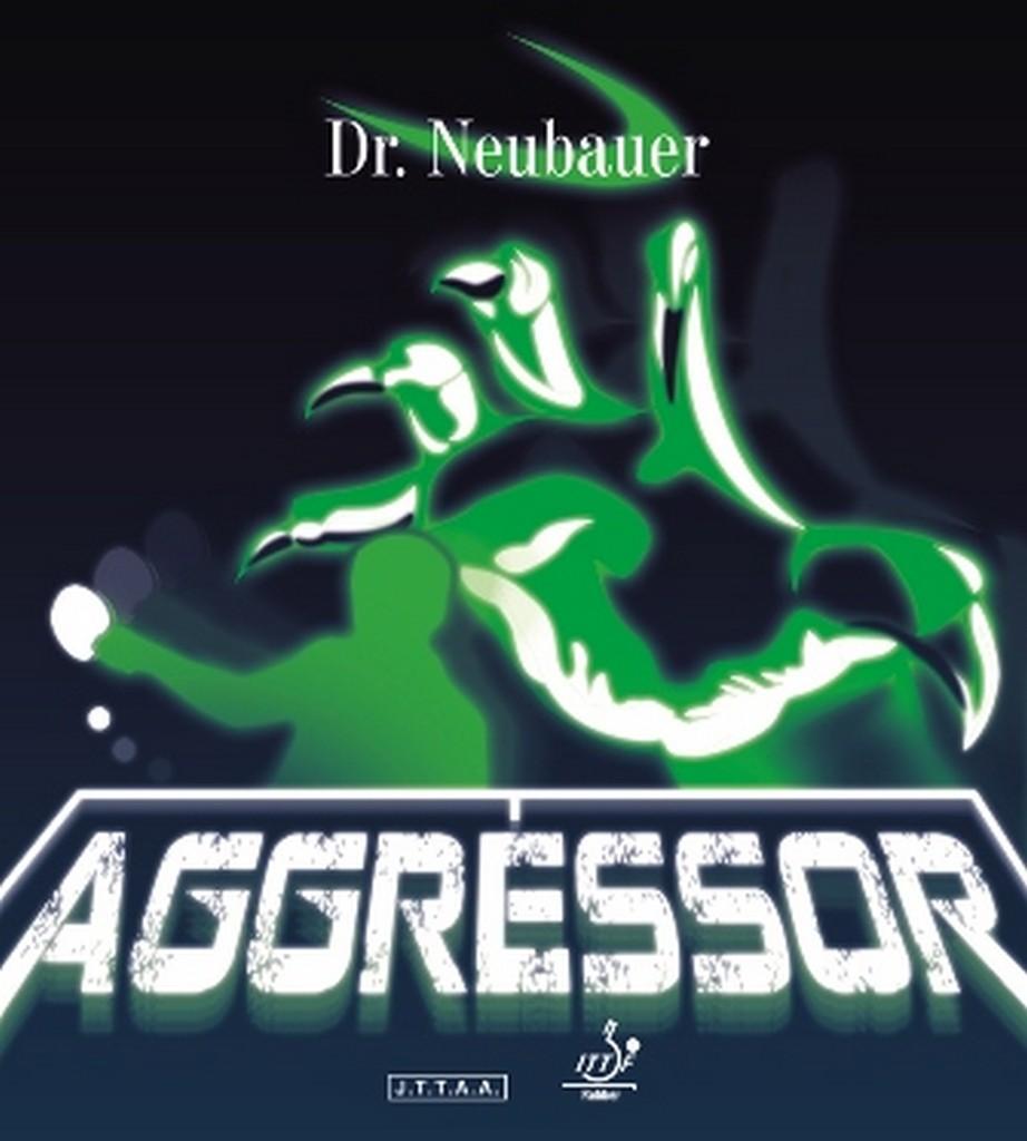 Potah Dr. Neubauer Aggressor - červená -