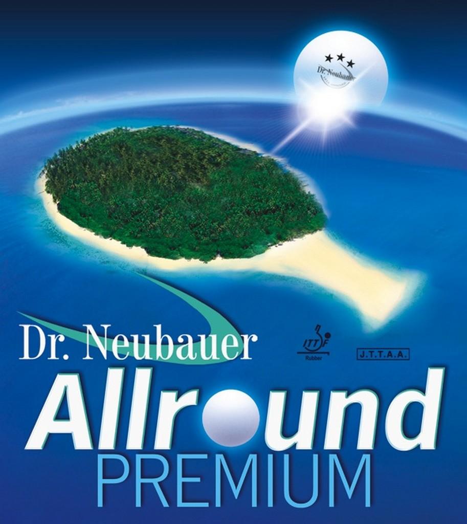 Potah Dr. Neubauer Allround Premium - černá -