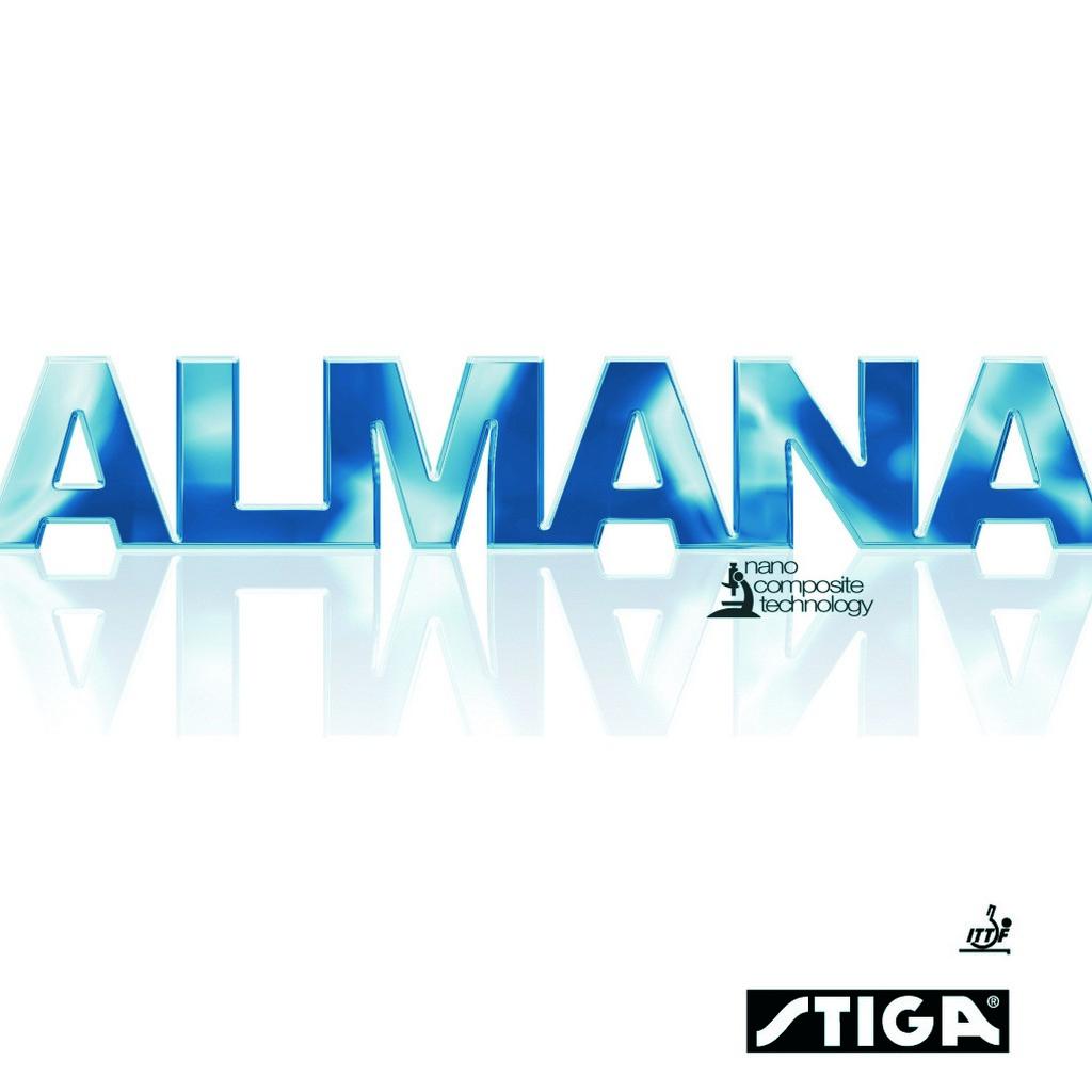 Potah STIGA Almana - černá -