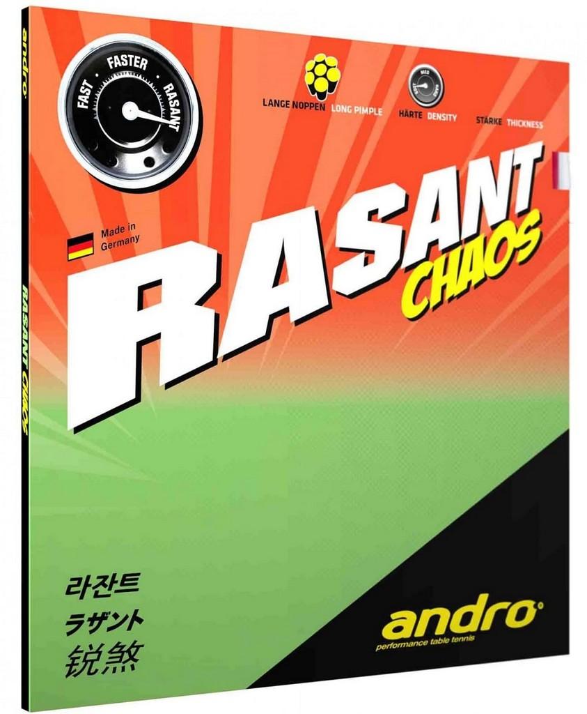 Potah Andro Rasant Chaos - červená -