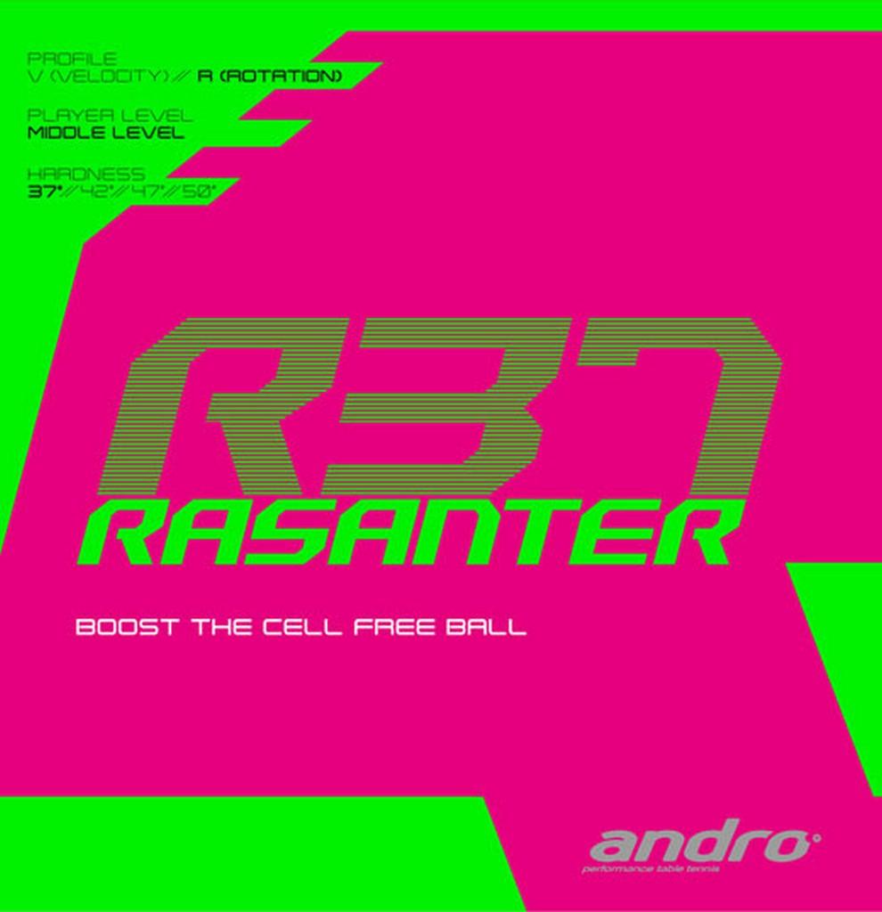 Potah Andro Rasanter R37 - červená -