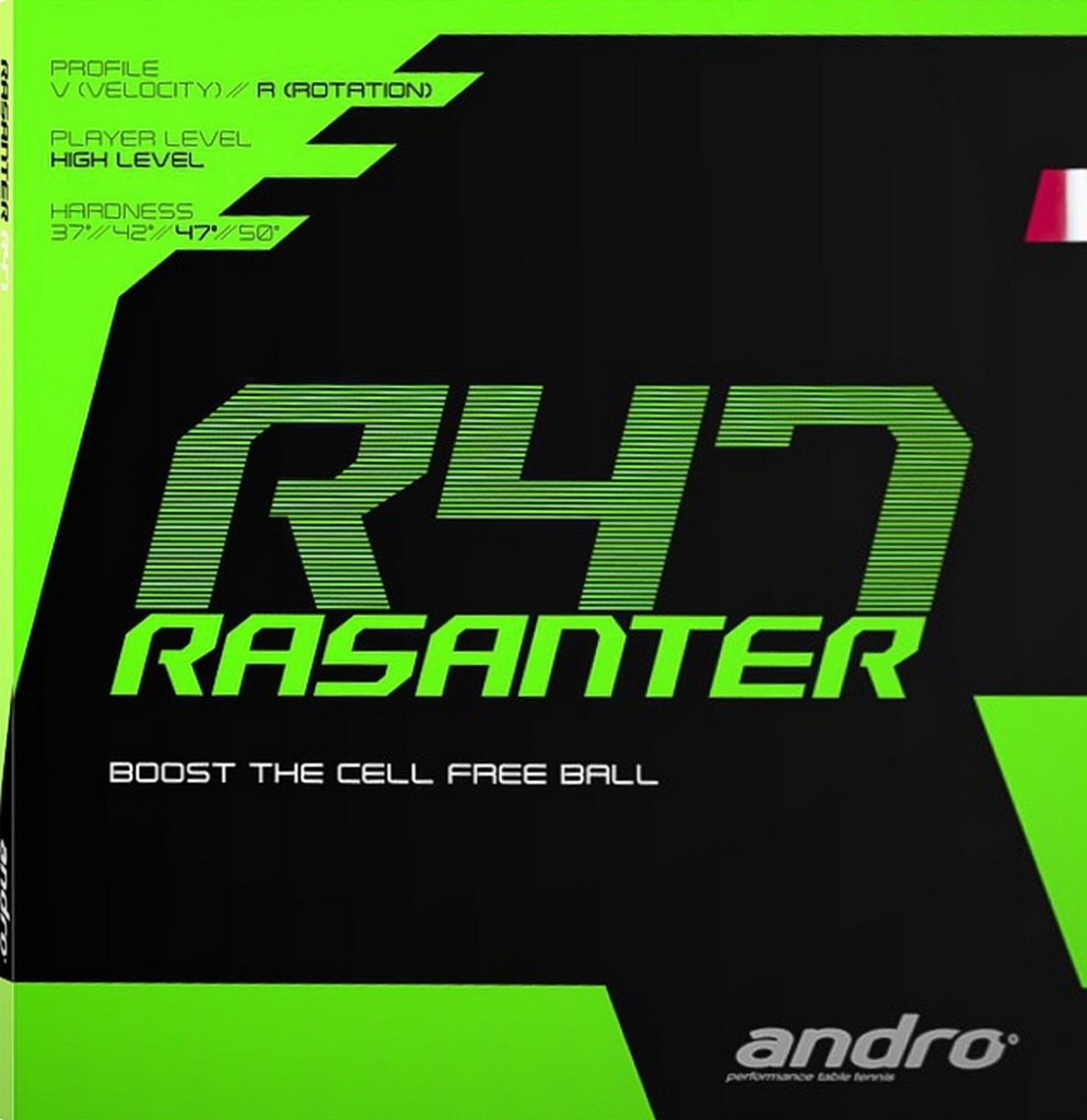 Potah Andro Rasanter R47 - červená -